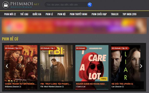 """Web xem phim lậu phimmoizz.net vừa """"bay màu"""", lại có thêm phimmoiizz.net mọc lên!"""