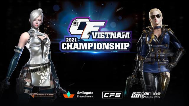 """Vòng 64 đội CFVN Championship 2021 – """"Phát súng"""" xuất phát cho cuộc đua kỳ thú"""