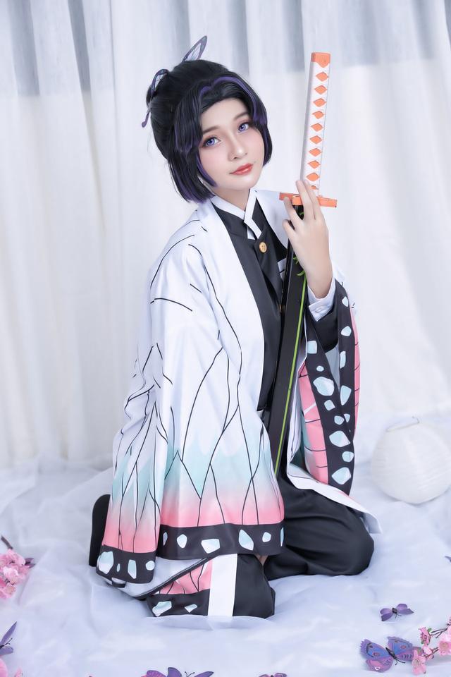 Kimetsu no Yaiba: Trùng trụ Shinobu qua màn hóa thân của nàng coser Việt, đẹp không để đâu cho hết