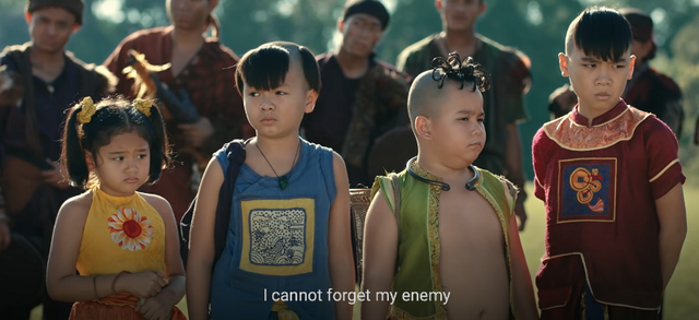 """Trạng Tí bị quay lưng, """"girl 1 champ"""" Liên Quân – Hoàng Yến khuyên khán giả mang """"khăn giấy"""" khi xem phim"""