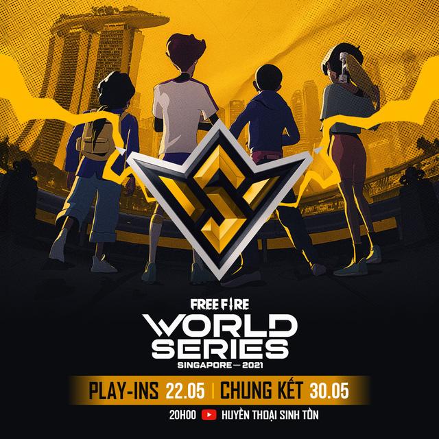 Free Fire World Series 2021 Singapore – Giải đấu khủng nhất lịch sử FF sắp khởi tranh