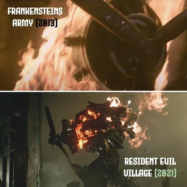 """Vừa ra chưa được bao lâu, Resident Evil Village dính """"phốt"""" đạo ý tưởng quái vật mà không xin phép"""