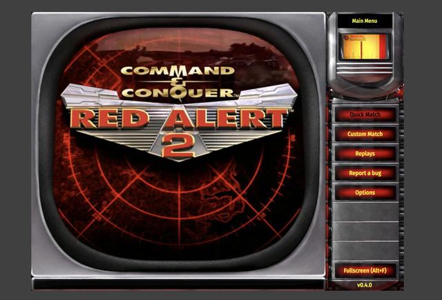Huyền thoại Red Alert 2 nay đã có thể chơi được trên trình duyệt