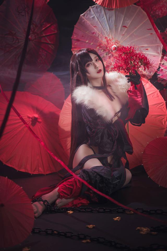 Ngắm nét đẹp đậm chất Á Đông của nàng Ngu Cơ trong Fate/Grand Order, bảo sao game thủ ai cũng mê