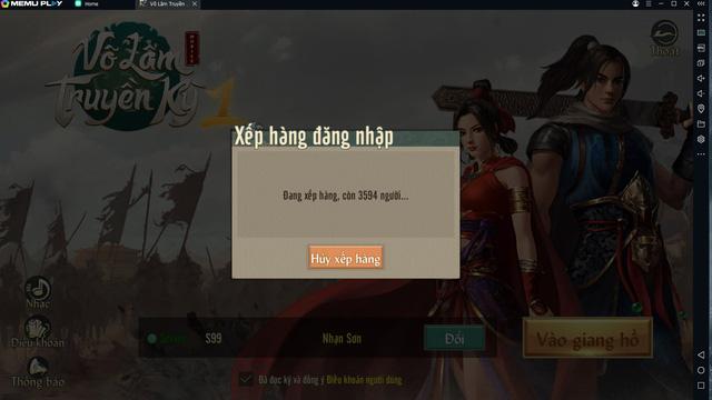 Gần 2 tháng, game thủ VLTK 1 Mobile vẫn phải xếp hàng, lý do vì vấn nạn này mà không server nào chịu nổi?