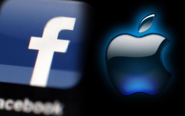 """Đây là những thứ """"châm ngòi"""" cho cuộc chiến Facebook và Apple"""