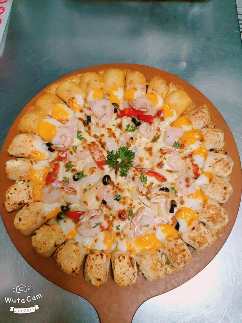 Top 10 Quán pizza ngon nhất Hải Phòng