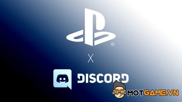 Sony bắt tay Discord để tích hợp voice-chat vào PlayStation Network