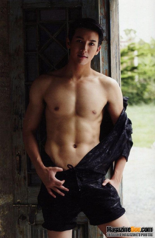 Top 7 Diễn viên Nam đẹp trai nhất  màn ảnh Thái Lan