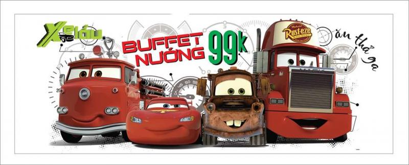 Top 11 Địa chỉ ăn buffet ngon và chất lượng nhất Đà Lạt