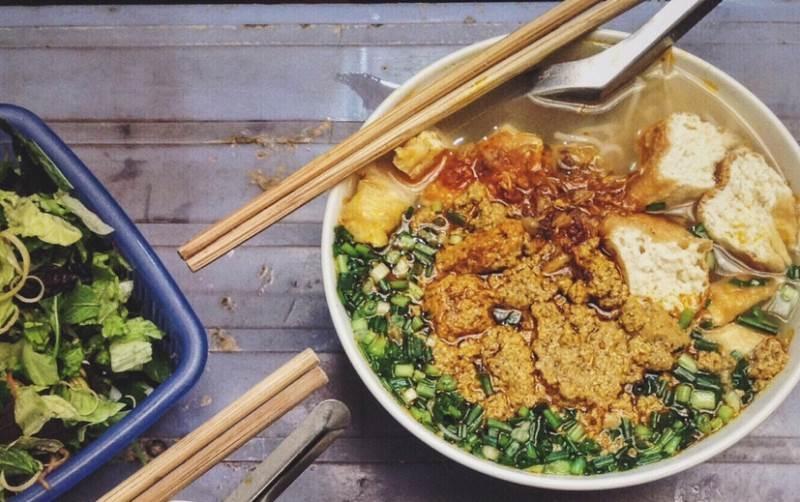 Top 10 Quán ăn ngon nhất gần trường đại học Thương Mại