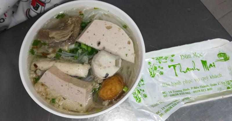 Top 5 Quán bún mọc ngon nhất Sài Gòn