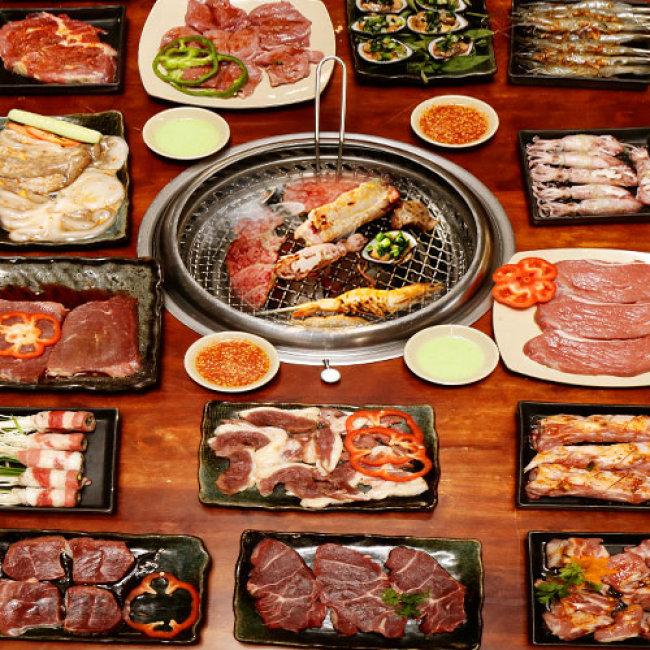 Top 20 Nhà hàng buffet ngon, nổi tiếng nhất Quận Tân Phú – Tân Bình, Tp HCM