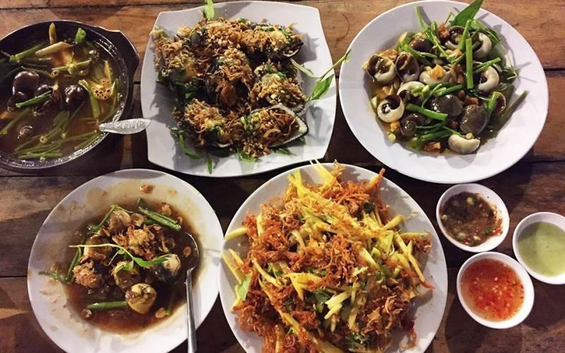 Top 9 Quán ốc ngon nhất ở Biên Hòa, Đồng Nai