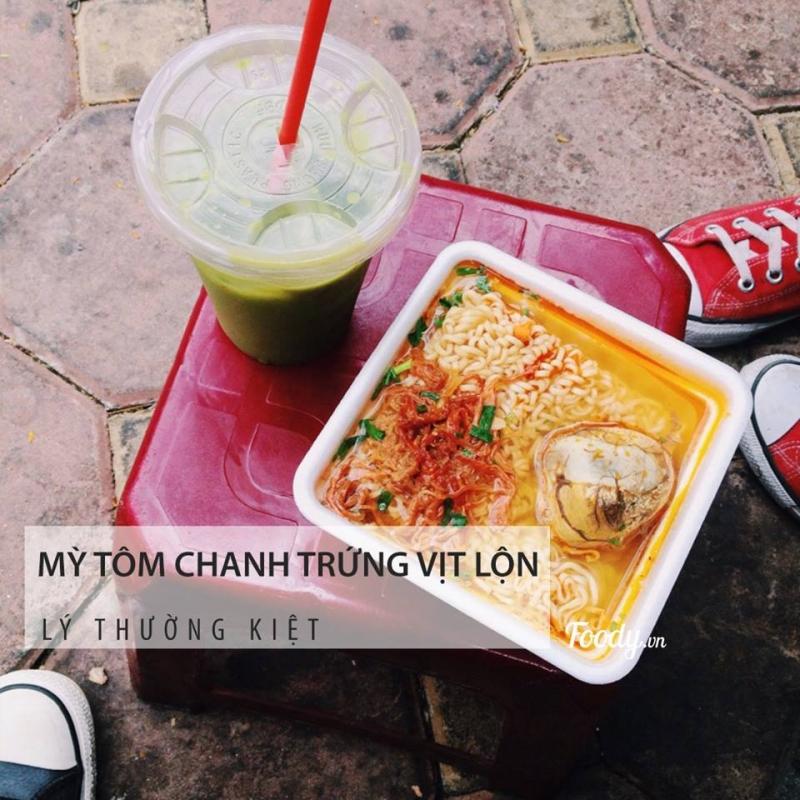 Top 15 Quán ăn ngon ở phố Lí Thường Kiệt, Hà Nội
