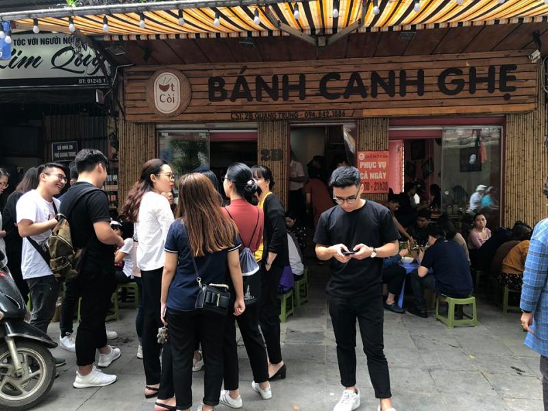 Top 7 địa chỉ ăn bánh canh ghẹ ngon nhất tại Hà Nội