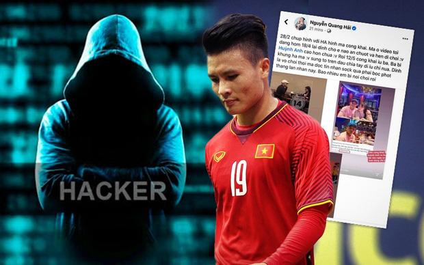 Huỳnh Anh chưa dứt tình với Quang Hải sau sự cố Facebook bị hack?