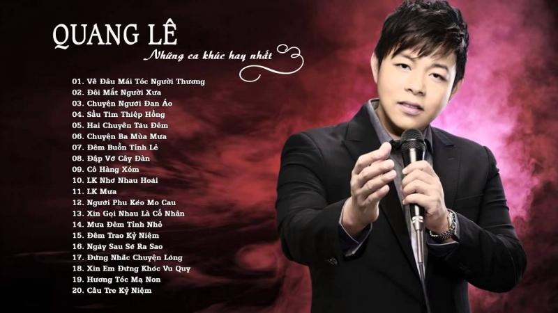Top 10 Ca sĩ Bolero nổi tiếng nhất Việt Nam hiện nay