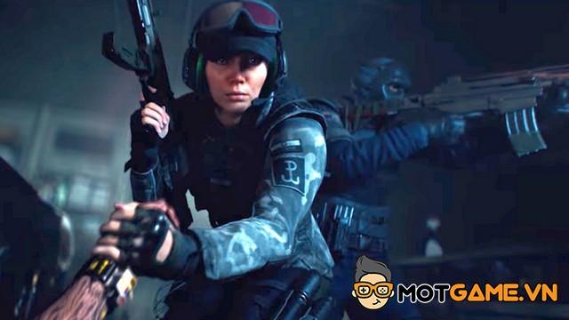Dự án Rainbow Six Parasite liên tục bị rò rỉ gameplay