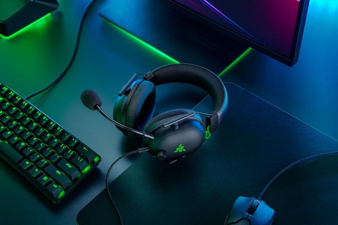 Razer trình làng tai nghe BlackShark V2 chuyên dùng cho game thủ