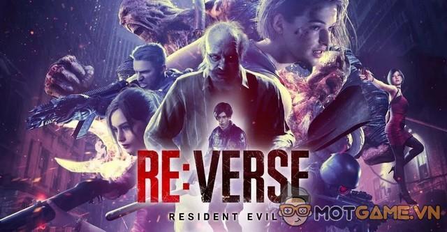 """Resident Evil Re:Verse mở cửa """"đón khách"""" vào ngày mai"""
