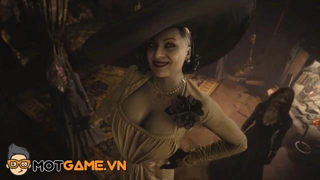 Resident Evil Village: Bỏng mắt với hình ảnh 4K của Lady Dimitrecsu