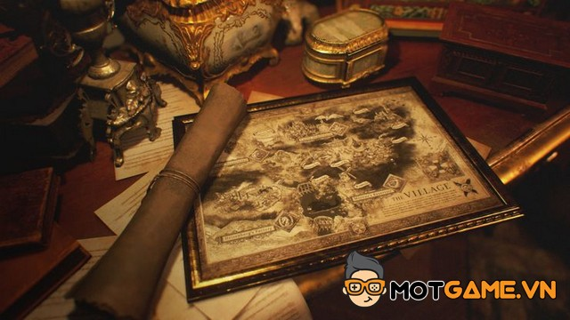 Resident Evil Village bất ngờ 'nhá hàng' Mother Miranda