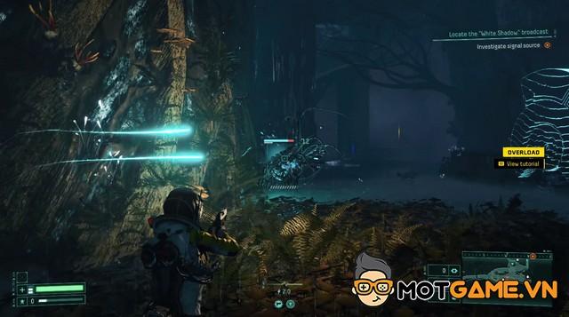 Returnal bất ngờ khoe gameplay với đồ họa 4K cực chất