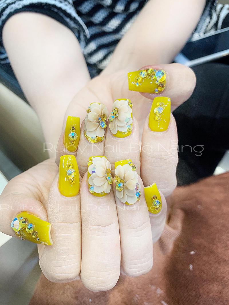 Top 9 Tiệm làm nail đẹp và chất lượng nhất Đà Nẵng