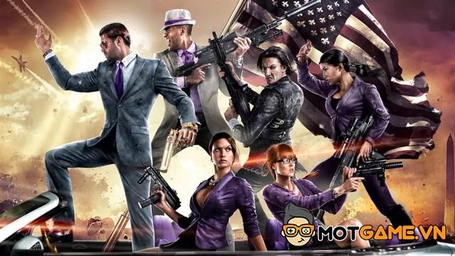 Saints Row: The Third Remastered sẽ lên Steam vào ngày 22/5