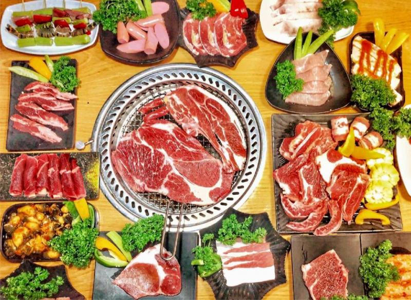 Top 10 địa chỉ thưởng thức buffet ngon và chất lượng nhất tại Vũng Tàu