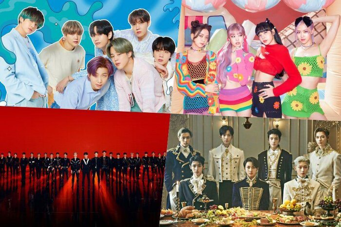 Kpop đối đầu trên BXH World Album: BTS làm nên lịch sử, BlackPink có dấu hiệu đuối sức