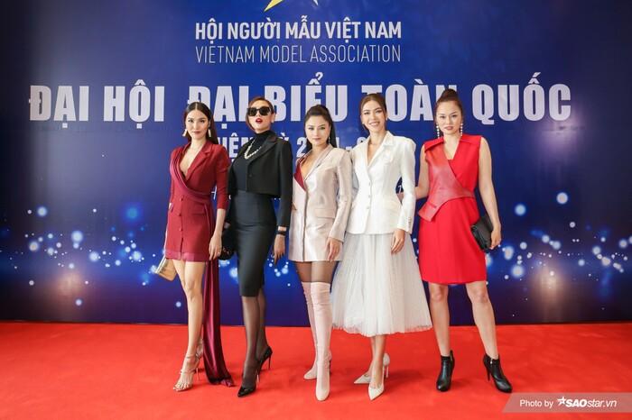 Minh Tú vinh dự trở thành thành viên Ban Chấp hành Hội Người mẫu Việt Nam nhiệm kỳ 2021 – 2026