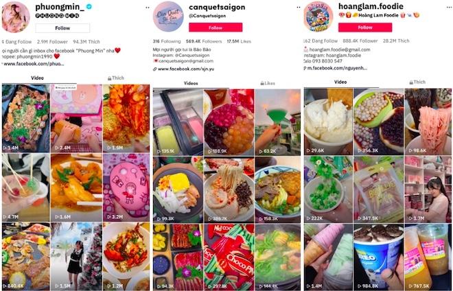 """10 kênh ẩm thực trên TikTok dễ khiến người xem """"bụng sôi sùng sục"""""""