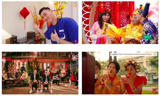 """Nhạc Tết, hài Tết chọn lọc trên YouTube giúp """"ở nhà vẫn vui"""" mùa COVID-19"""