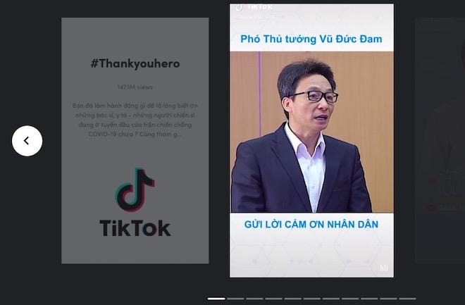TikTok, Facebook phát động loạt chiến dịch lớn nhằm đẩy lùi Covid-19