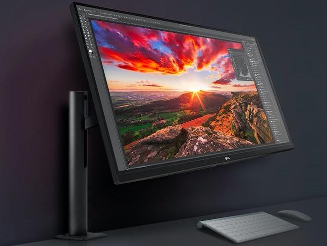 LG giới thiệu loạt màn hình mới, có màn hình chuyên game 1ms, 240Hz