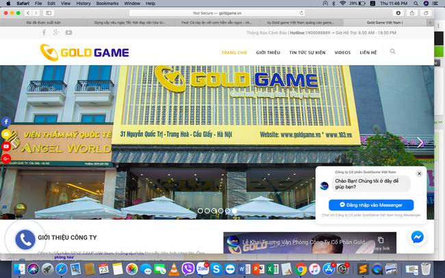 Vụ Gold game Việt Nam quảng cáo game khi chưa được phép: Gold game âm thầm gỡ bỏ quảng cáo