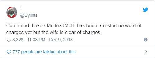 """""""Thượng cẳng tay"""" với vợ ngay khi đang stream Fortnite, thanh niên cục tính bị bắt tạm giam ngay lập tức"""