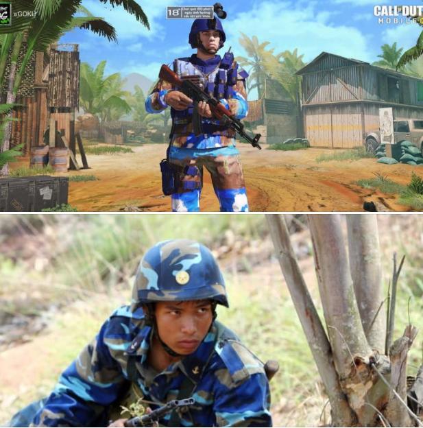 """Game thủ Call of Duty: Mobile """"còng lưng"""" mua skin mới, đối thủ ra sức """"cười nhạo"""" vì điểm này"""