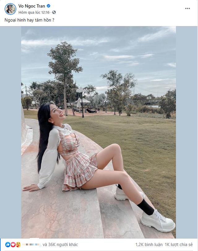 """Đăng ảnh gợi cảm rồi hỏi khó """"Chọn ngoại hình hay tâm hồn"""", hot girl Việt khiến cộng đồng mạng """"nhức não"""""""
