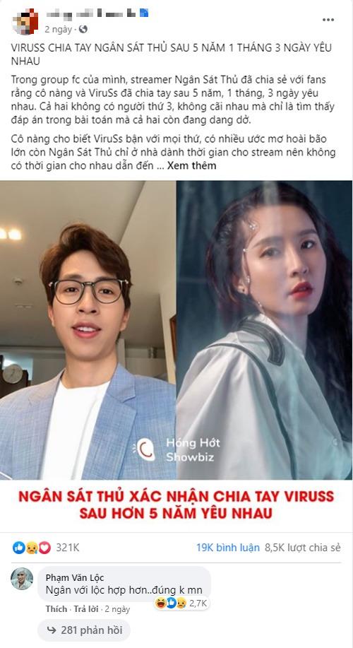 """Bình luận """"vô duyên"""" về câu chuyện của ViruSs, Lộc Fuho bị cộng đồng mạng chỉ trích, ném đá tơi bời"""