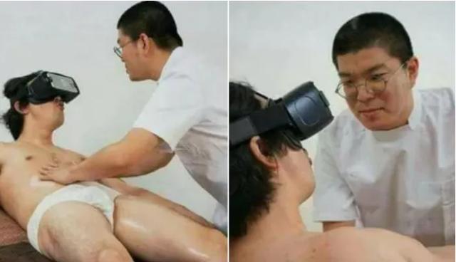 Thử một buổi massage với kính VR, nam YouTuber cứ ngỡ được trải nghiệm gái xinh phục vụ và cái kết ngỡ ngàng