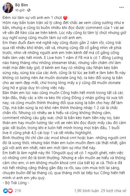 """Bị anti """"tố"""" bắn kèo ham tiền, game thủ PUBG Mobile top 1 server châu Á đáp trả khiến fan tâm đắc"""