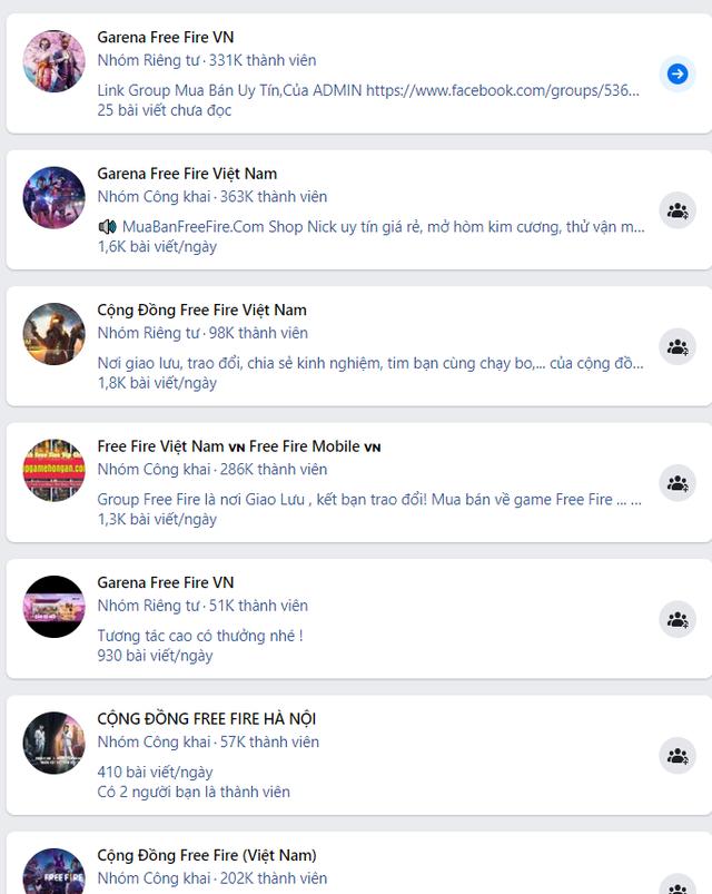 """Group 1.8 triệu thành viên của """"Game Mobile Esports hay nhất 2020"""" đột ngột bay màu, mất tích trên Facebook?"""