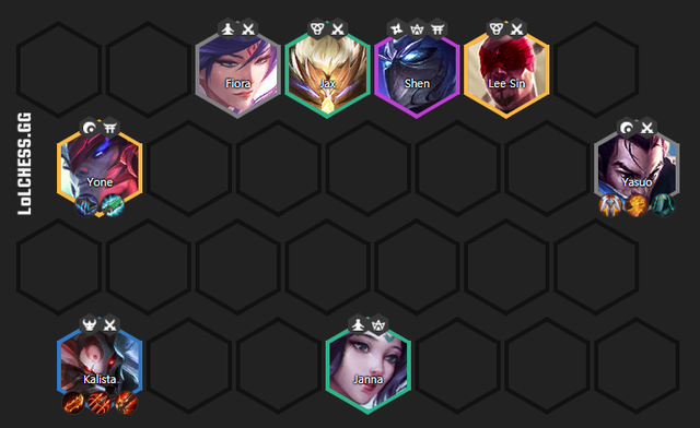 Top 3 đội hình mạnh nhất Đấu Trường Chân Lý hậu update 10.22b