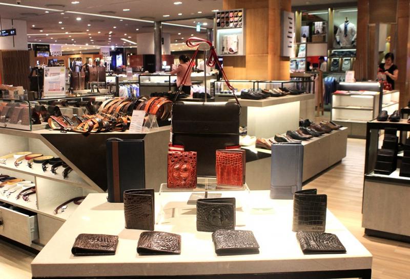 Top 8 Shop giày da nam đẹp ở Hà Nội