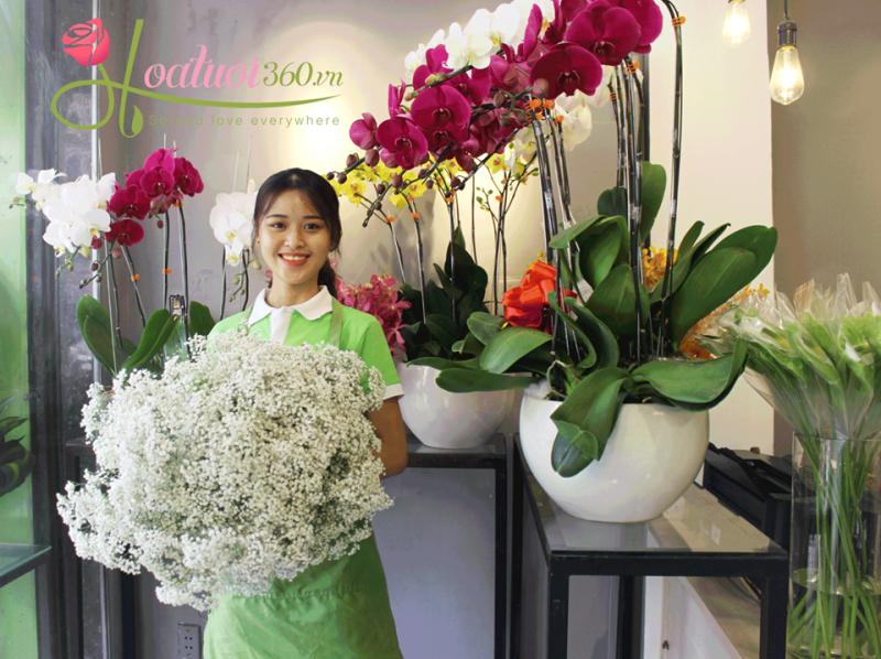 Top 5 Địa chỉ dạy cắm hoa đẹp nhất tại TP. HCM