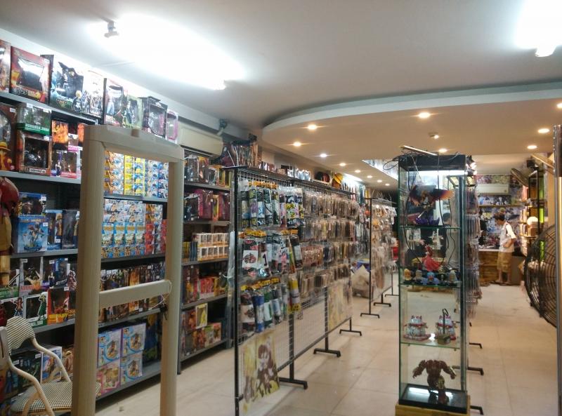 Top 7 Shop bán đồ anime manga ở Hà Nội