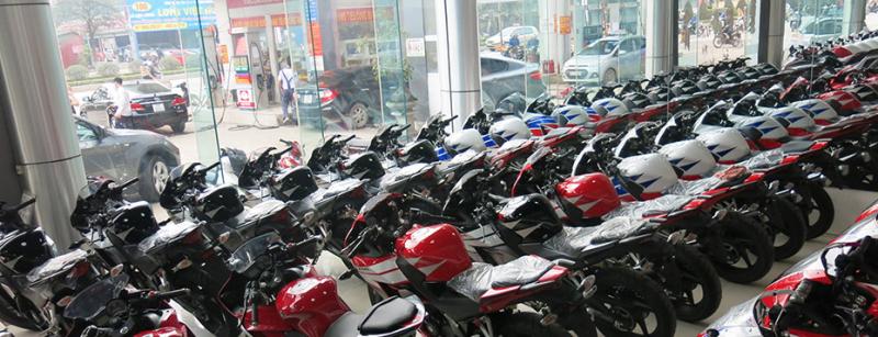 Top 8 Cửa hàng bán xe mô tô uy tín nhất tại Hà Nội